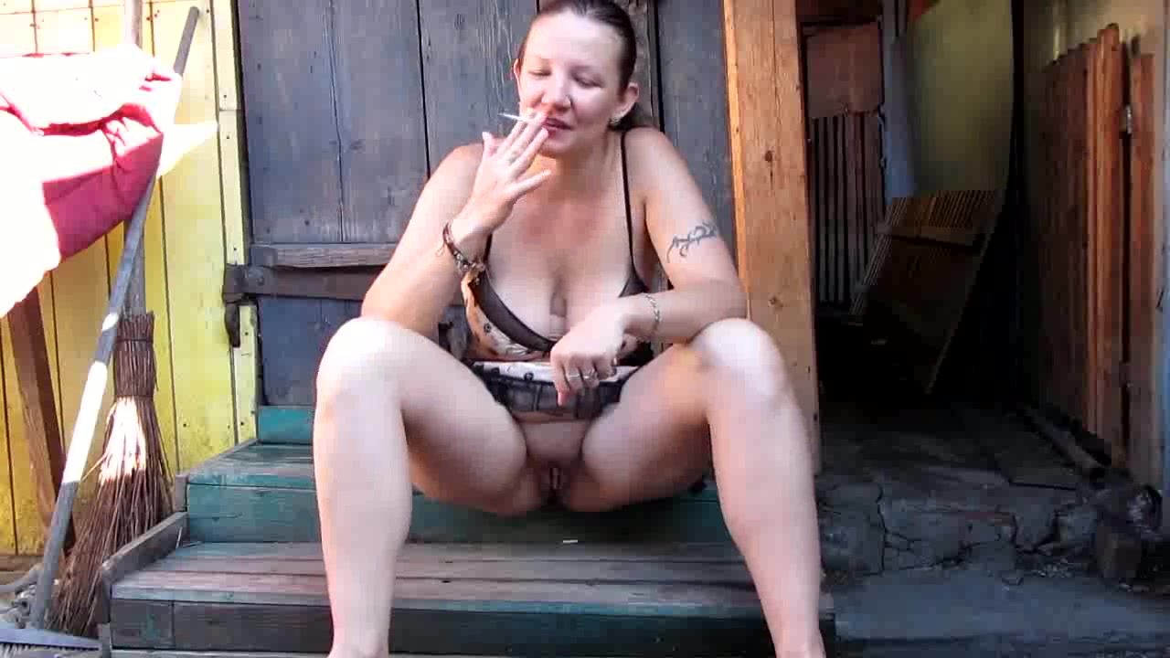 Whore Smoking Cam